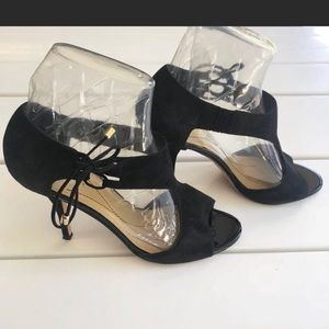Kate Spade Black Heels size 8